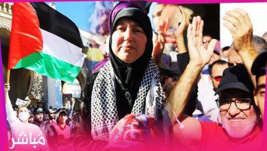 تنسيقية دعم فلسطين تدعو ساكنة طنجة لوقفة تضامنية يوم السبت 5