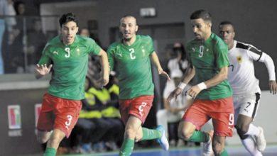 المنتخب الوطني في المجموعة الثانية من منافسات كأس العرب 33