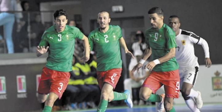 المنتخب الوطني في المجموعة الثانية من منافسات كأس العرب 1