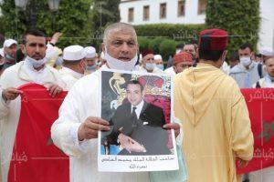 القيمون الدينيون يحتجون أمام البرلمان ضد تعقيد مسطرة تأهيل الأئمة 5
