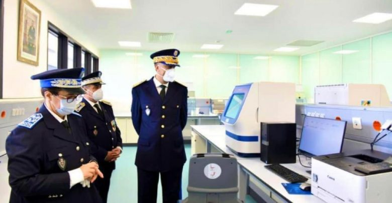 مختبر الأمن الوطني بالمغرب هو الثالث من نوعه في العالم العربي 1