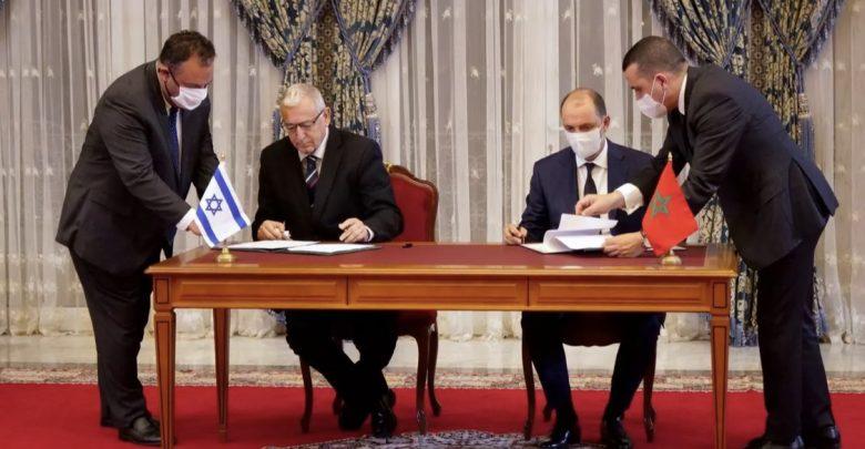 وفد إسرائيلي عالي المستوى يزور الناظور ومارشيكا 1