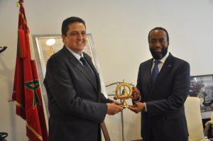 اتفاقية شراكة بين غرفة التجارة والصناعة والخدمات بجهة طنجة ونضيرتها ببومباسا الكينية 3