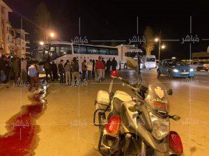 مصرع سائق دراجة نارية في حادثة سير بطنجة 4