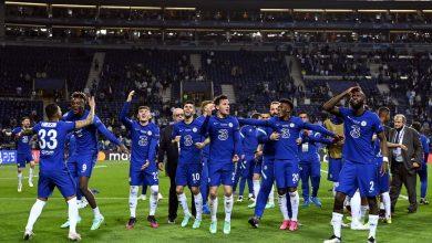 تشيلسي يتوج بلقب دوري أبطال أوروبا 5