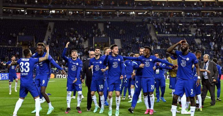 تشيلسي يتوج بلقب دوري أبطال أوروبا 1