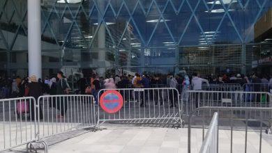 وسط ذهول الأمن..مئات المسافرين يقتحمون محطة القطار بطنجة 4