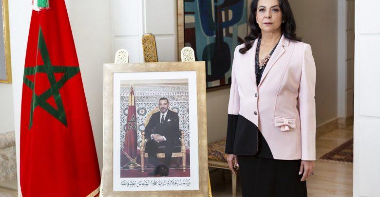 """المغرب يستدعي السفيرة بنيعيش للتشاور بخصوص """"سبتة"""" 1"""