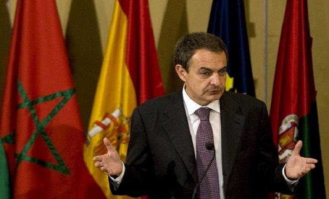 """ثاباتيرو: العلاقة مع المغرب """"أساسية"""" لأمن واستقرار إسبانيا 1"""