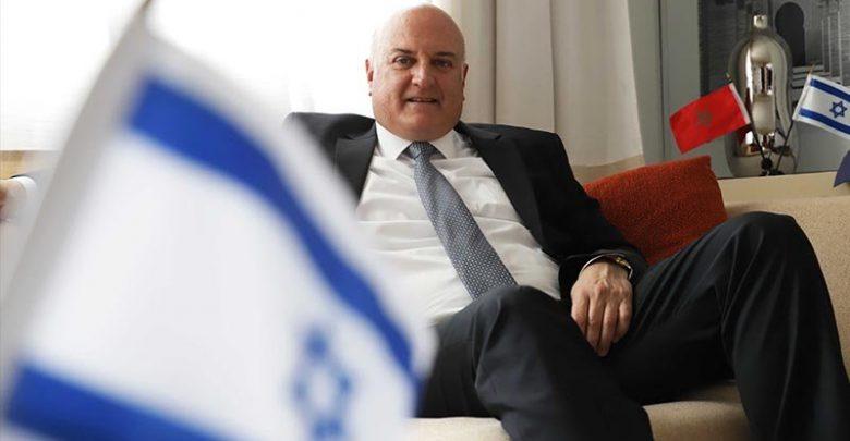 رئيس مكتب الإتصال الإسرائيلي في المغرب يهاجم العثماني 1