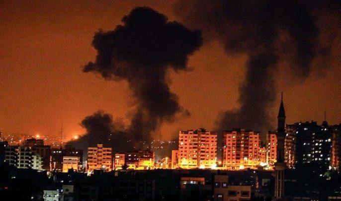 ارتفاع ضحايا القصف الإسرائيلي على شمال قطاع غزة إلى 20 شهيدا 1