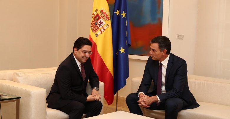 """وزارة الخارجية لرئيس الحكومة الإسبانية: ردك يثير """"اندهاشا كبيرا"""" وأسباب الأزمة باتت معروفة 1"""