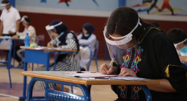 وزارة التربية الوطنية تعلن عن تاريخ امتحانات البكالوريا وتهيب بالمترشحين للتقيد بالإجراءات الإحترازية 1