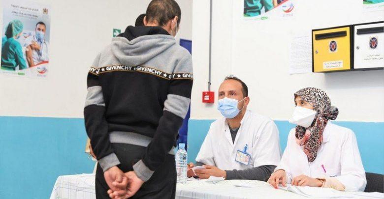 أطر الصحة يشلون مراكز التلقيح في ثاني أيام العيد 1