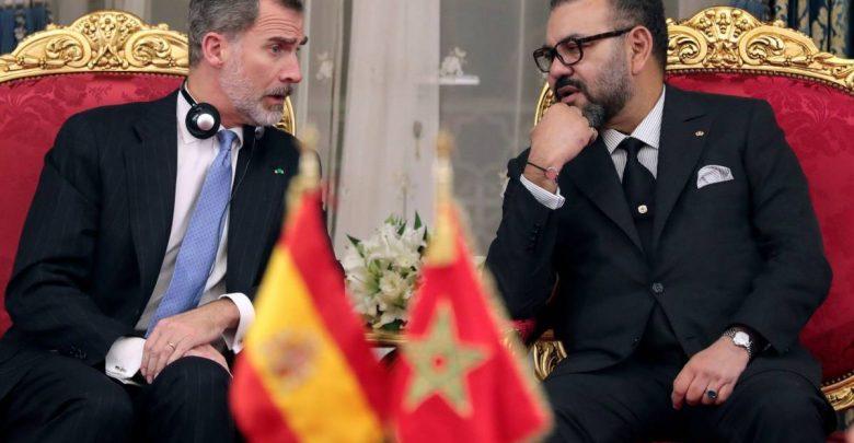 """المغرب لإسبانيا.. """"ماذا لو استقبلنا شخصية انفصالية إسبانية في القصر الملكي المغربي"""" 1"""