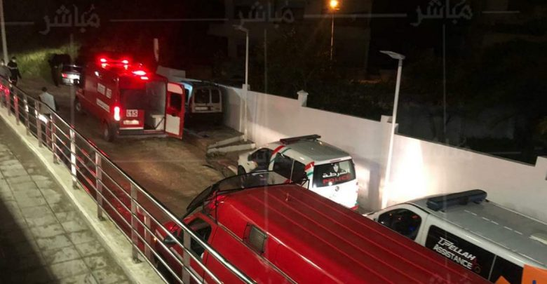 حصري..مستشفى محمد الخامس يستقبل شخصين مصابين برصاص الجيش الإسباني 1