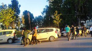 طنجة..استنفار بمحطة القطار بعد توافد عشرات الأفارقة الراغبين في الهجرة 2