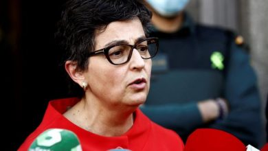 """وزيرة الخارجية الإسبانية: """"إبراهيم غالي"""" دخل المستشفى بهوية مزورة وسيواجه إجراءات قانونية 2"""