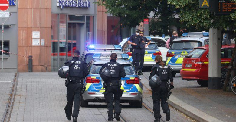 سقوط قتلى وجرحى في اعتداء بمدينة فيرتسبورغ الألمانية 1