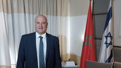 السفير الإسرائيلي بالمغرب يطير إلى تل أبيب 5