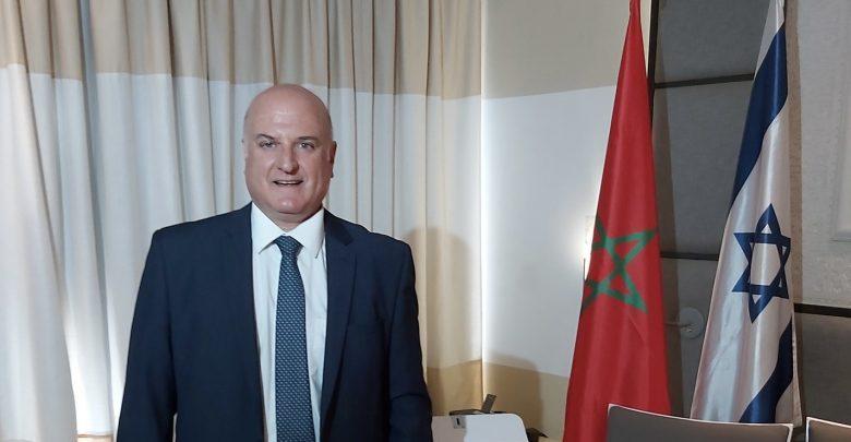 السفير الإسرائيلي بالمغرب يطير إلى تل أبيب 1