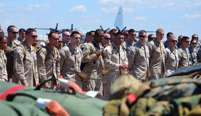 """بعد إقصاء إسبانيا..مناورات """"الأسد الإفريقي"""" تنطلق بمشاركة حوالي ثلاثين دولة 1"""