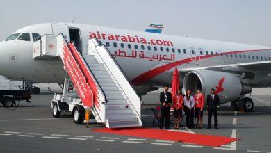 العربية للطيران تستأنف رحلاتها الجوية ما بين المغرب وأوروبا 3