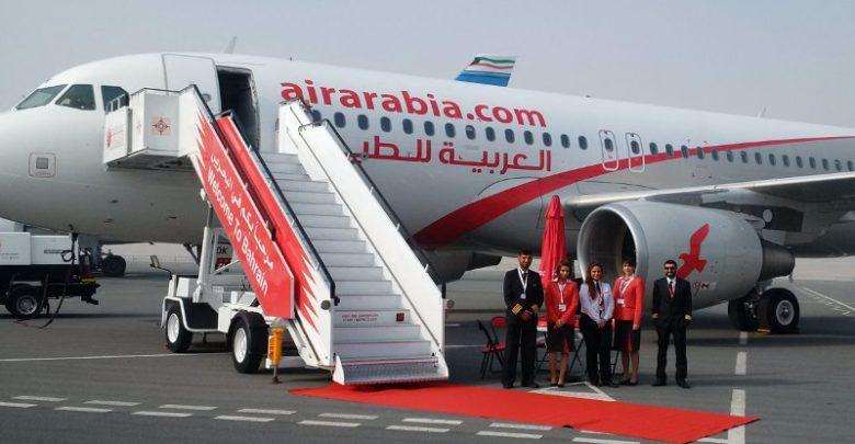 العربية للطيران تستأنف رحلاتها الجوية ما بين المغرب وأوروبا 1