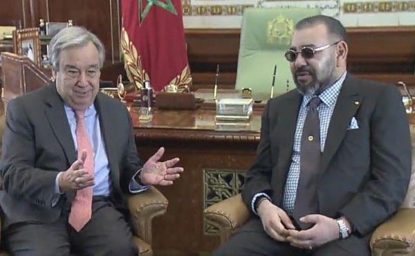 الملك يهنئ غوتيريش بعد إعادة انتخابه أمينا عاما لمنظمة الأمم المتحدة 1