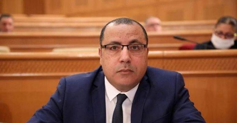 رغم تلقيه جرعتي اللقاح..إصابة رئيس الحكومة التونسية بكورونا 1