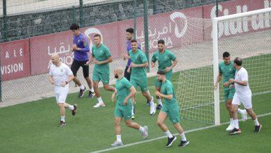 المنتخب المغربي يبدأ استعداداته لمباراة المنتخب الغاني 3