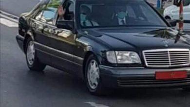 الملك محمد السادس يحل بمدينة طنجة 4