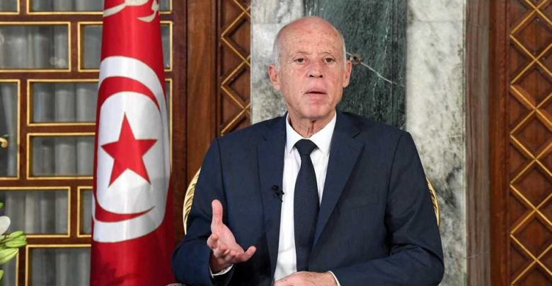 """تونس..التحقيق في """"محاولة اغتيال"""" رئيس الجمهورية قيس سعيد 1"""