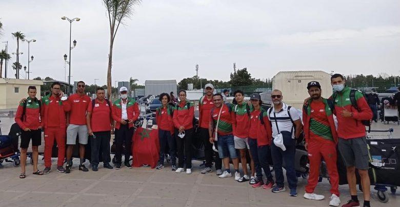 منتخب الترياتلون يسيطر على جوائز البطولة العربية والإفريقية 1