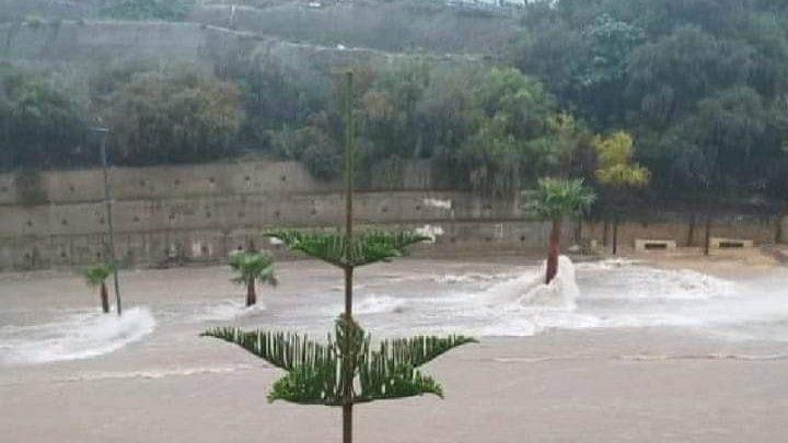 مياه الأمطار تجرف طفلا وترديه قتيلا بالحسيمة 1