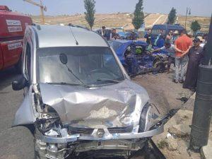 مصرع شخص وإصابة آخرين في حادثة سير مميتة بطنجة 2