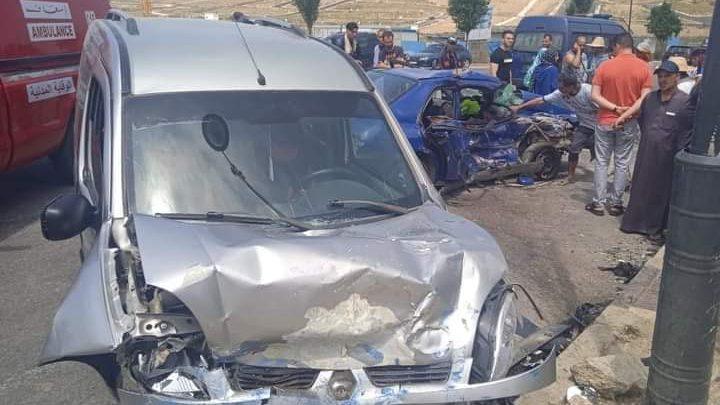 مصرع شخص وإصابة آخرين في حادثة سير مميتة بطنجة 1