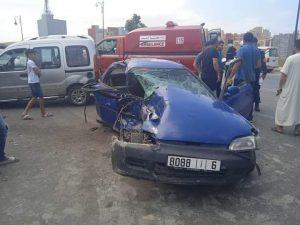 مصرع شخص وإصابة آخرين في حادثة سير مميتة بطنجة 3