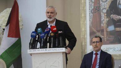 إسماعيل هنية: الملك محمد السادس هو من يرعى زيارتنا للمغرب 4