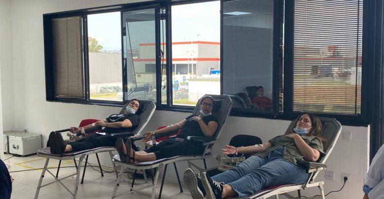 بمناسبة اليوم العالمي..مركز تحاقن الدم يطلق حملة واسعة من أجل التبرع 1