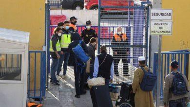 مسؤول إسباني يعلن عن توجه بلاده لفرض الفيزا على المغاربة لدخول سبتة ومليلية 6