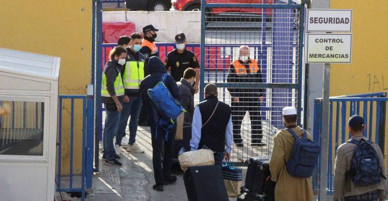 إسبانيا تقرر تمديد إغلاق معبري سبتة ومليلية المحتلتين إلى غاية 31 أكتوبر 1
