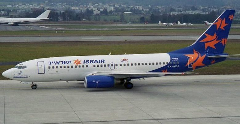 إطلاق خط جوي مباشر من إسرائيل إلى المغرب ابتداء من شهر يوليوز 1