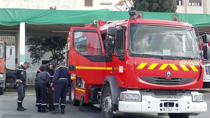 شارجور يتسبب في اندلاع حريق في شقة بطنجة 1