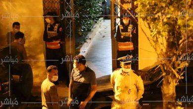أمن طنجة يوقف المشتبه به في قتل وقطع رأس الطبيب وجهازه التناسلي 4