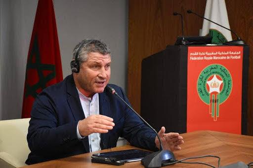 المدير التقني الوطني أوشن روبيرتس يقدم استقالته من مهامه 1