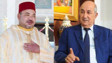 الملك لتبون: أصدق المتمنيات للشعب الجزائري بالتقدم والازدهار 3