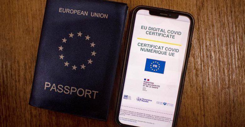 اعتماد الجواز الصحي في أوروبا ابتداء من فاتح يوليوز 1