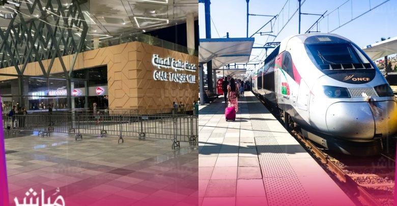 في ستة أيام..90 ألف مسافر غادروا طنجة عبر محطة القطار 1