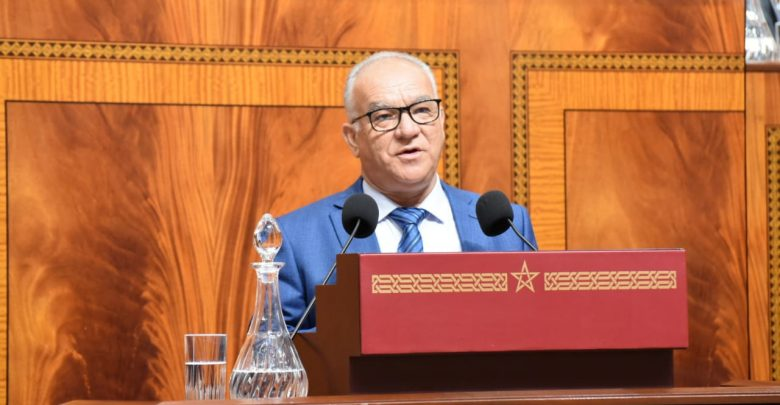 نائب برلماني يسائل وزير الرياضة بخصوص المشاركة الهزيلة للمغرب في الأولمبياد 1